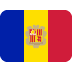 🇦🇩 flag: Andorra Emoji on Twitter Platform