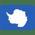 🇦🇶 flag: Antarctica Emoji on Twitter Platform
