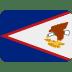 🇦🇸 flag: American Samoa Emoji on Twitter Platform