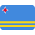 🇦🇼 flag: Aruba Emoji on Twitter Platform