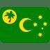 🇨🇨 flag: Cocos (Keeling) Islands Emoji on Twitter Platform