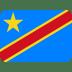 🇨🇩 flag: Congo – Kinshasa Emoji on Twitter Platform