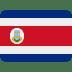 🇨🇷 flag: Costa Rica Emoji on Twitter Platform