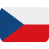 🇨🇿 flag: Czechia Emoji on Twitter Platform