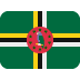 🇩🇲 flag: Dominica Emoji on Twitter Platform