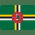 🇩🇲 Dominica Flag Emoji on Twitter Platform