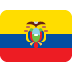 🇪🇨 flag: Ecuador Emoji on Twitter Platform