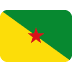 🇬🇫 French Guiana Flag Emoji on Twitter Platform