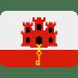 🇬🇮 flag: Gibraltar Emoji on Twitter Platform