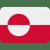 🇬🇱 flag: Greenland Emoji on Twitter Platform
