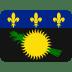 🇬🇵 flag: Guadeloupe Emoji on Twitter Platform