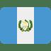 🇬🇹 flag: Guatemala Emoji on Twitter Platform