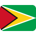 🇬🇾 flag: Guyana Emoji on Twitter Platform