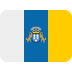 🇮🇨 flag: Canary Islands Emoji on Twitter Platform