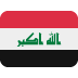 🇮🇶 Iraq Flag Emoji on Twitter Platform