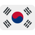 🇰🇷 flag: South Korea Emoji on Twitter Platform