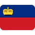 🇱🇮 flag: Liechtenstein Emoji on Twitter Platform