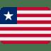 🇱🇷 flag: Liberia Emoji on Twitter Platform