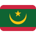 🇲🇷 flag: Mauritania Emoji on Twitter Platform