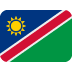 🇳🇦 flag: Namibia Emoji on Twitter Platform