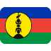🇳🇨 flag: New Caledonia Emoji on Twitter Platform