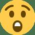 😲 Faccina Stupita Emoji sulla Piattaforma Twitter