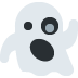👻 Ghost Emoji on Twitter Platform