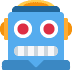 🤖 robot Emoji on Twitter Platform