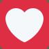 💟 Heart Decoration Emoji on Twitter Platform