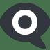 👁️🗨️ eye in speech bubble Emoji on Twitter Platform