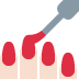 💅🏻 nail polish: light skin tone Emoji on Twitter Platform