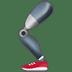 🦿 mechanical leg Emoji on Twitter Platform