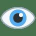 👁️ Occhio Emoji sulla Piattaforma Twitter