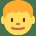 👦 Boy Emoji on Twitter Platform