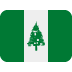 🇳🇫 flag: Norfolk Island Emoji on Twitter Platform