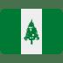 🇳🇫 flag: Norfolk Island Emoji on Twitter Platform