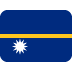 🇳🇷 flag: Nauru Emoji on Twitter Platform