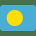 🇵🇼 flag: Palau Emoji on Twitter Platform