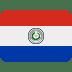 🇵🇾 flag: Paraguay Emoji on Twitter Platform
