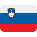 🇸🇮 flag: Slovenia Emoji on Twitter Platform