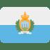 🇸🇲 flag: San Marino Emoji on Twitter Platform