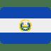 🇸🇻 flag: El Salvador Emoji on Twitter Platform