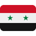 🇸🇾 Syria Flag Emoji on Twitter Platform