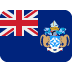 🇹🇦 flag: Tristan da Cunha Emoji on Twitter Platform