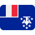 🇹🇫 French Southern Territories Flag Emoji on Twitter Platform