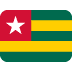 🇹🇬 flag: Togo Emoji on Twitter Platform