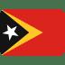 🇹🇱 flag: Timor-Leste Emoji on Twitter Platform