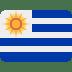 🇺🇾 flag: Uruguay Emoji on Twitter Platform