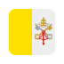 🇻🇦 flag: Vatican City Emoji on Twitter Platform