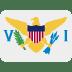 🇻🇮 flag: U.S. Virgin Islands Emoji on Twitter Platform